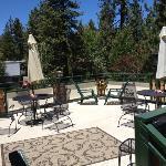 Alpenrose Sun Deck