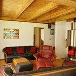 Wild Alaska living room
