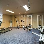 Hotel Gym Facilities