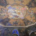 NYS Wars Painted Ceiling