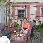 Restaurant - Cafe im Paradeis Foto