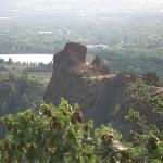 Reservoir above Colorado Springs
