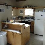 Kitchen of River Village, Unit R-87