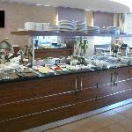 Hotel Bardolino - Frühstücksbuffet - Rechlich und gut!
