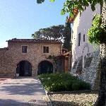 Part of the Borgo