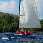 Sailing Trip on the Kenmare Bay