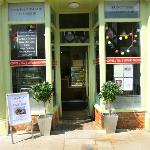 The Dessert Shop