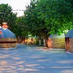 Merdem yurts
