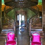 Chateau Entry