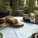 Afternoon Tea at Homewood Park