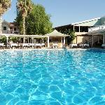 Pool at the LA Hotel