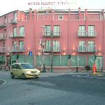 Marco Polo Hotel near Venice, Italy