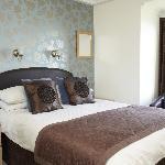 A double room with en-suite