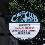 Comedyclubs