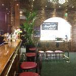 Bar & Entrance