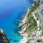 Just a simple view from Capri!