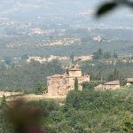 another swatch of the view from many locations of the podere