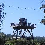 Brewery Gulch Water Tower