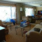 Suite 25 Living Room