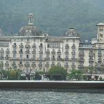 Vista Hotel desde el Lago