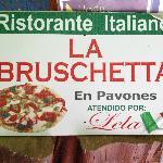 Pizza italiana deliciosa!