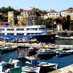 Im Hafen von Antalya