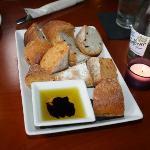 Mediterranean Bread (£3.50)
