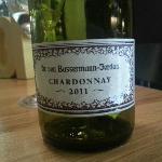 Underfbart vin från Deidesheim, Pfalz.