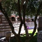 scorcio giardino interno
