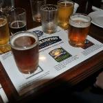 Taste different beers insted of buying a pint