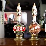 Real ales always on tap