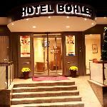 Hoteleingang - Entrance