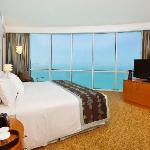 Panoramic Seaview from one of our rooms