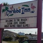 Sign of the Carrbbe Inn