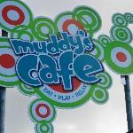 The cafe at Muddy's Playground