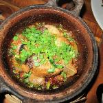 Tuna Clay Pot