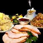 Take Home Turkey Dinner (feeds 4 for about $5.00 per person)