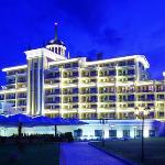 M`Istra`l Hotel & SPA: front side