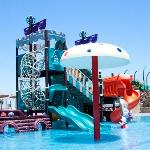 Children's Pirate Ship Pool