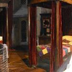 The Gryffindor Boys Dorm