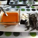 Great tortilla soup!