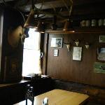 Inside Zugspitze Hotel Bar