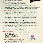 EFFIN TEXAS BAR & GRILL MENU ~ PAGE 1