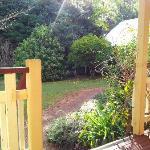 Jungle Rooms Porch