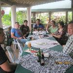 Dinner with work mates from Australia(Yazaki)