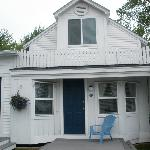Two bedroom including the upstairs