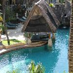 Pool View from the room - Ramada Benoa