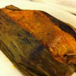 Otak Otak which was delish