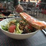 "Le (grand) bol de ""salade fraîcheur"""