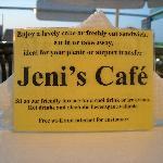 Jeni's Cafe, Sidari
